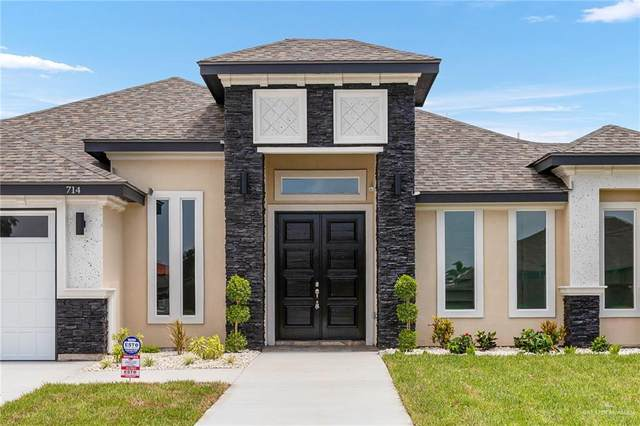 714 Tres Marias Street, Weslaco, TX 78596 (MLS #337150) :: eReal Estate Depot