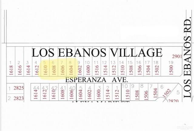 1606 Esperanza Avenue, Mission, TX 78572 (MLS #337158) :: The Lucas Sanchez Real Estate Team