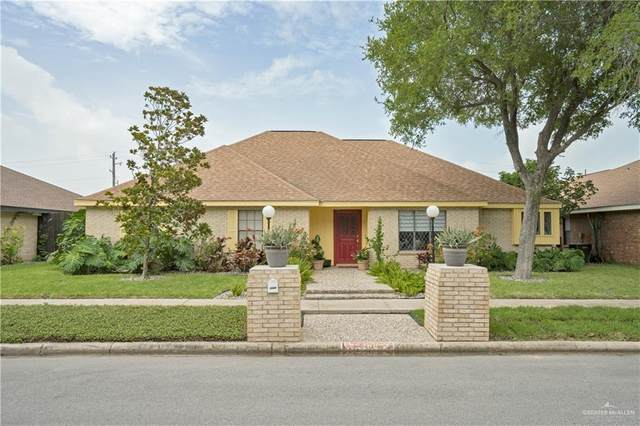 2509 Robin Avenue, Mcallen, TX 78504 (MLS #337164) :: Realty Executives Rio Grande Valley