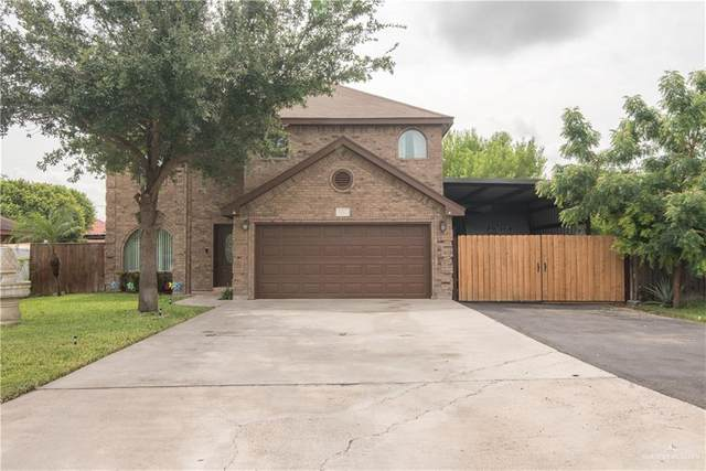 2402 Kim Marie Avenue, Mission, TX 78574 (MLS #337175) :: BIG Realty