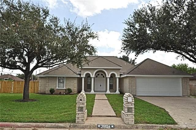 2804 Las Cruces Drive, Edinburg, TX 78539 (MLS #337184) :: The Lucas Sanchez Real Estate Team