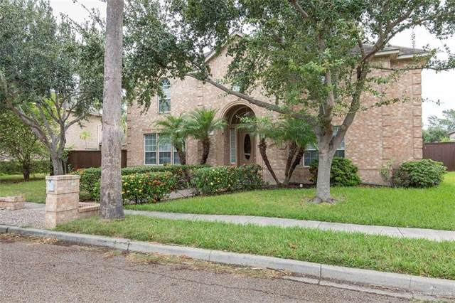 3205 San Clemente, Mission, TX 78572 (MLS #337284) :: Realty Executives Rio Grande Valley