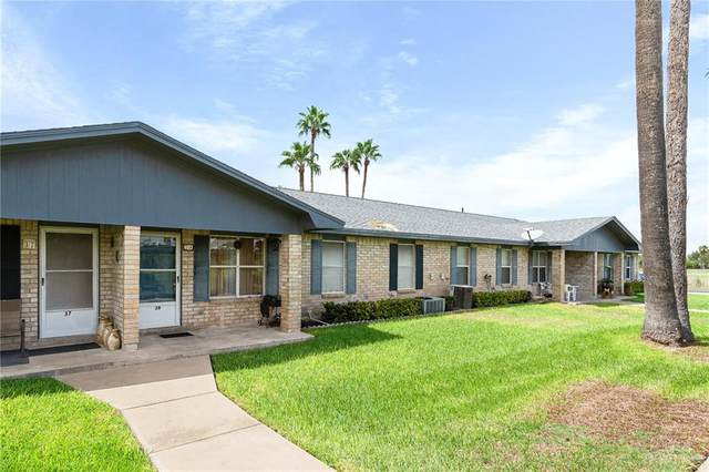 807 E 21st Street #38, Mission, TX 78572 (MLS #337295) :: eReal Estate Depot