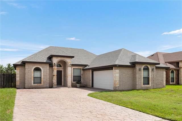 421 Happy Valley Drive, Edinburg, TX 78539 (MLS #337332) :: The Lucas Sanchez Real Estate Team
