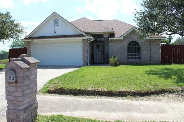 5025 Walnut Street, Edinburg, TX 78541 (MLS #337338) :: Jinks Realty