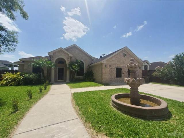 1104 Bunker Avenue, Edinburg, TX 78542 (MLS #337343) :: The Ryan & Brian Real Estate Team