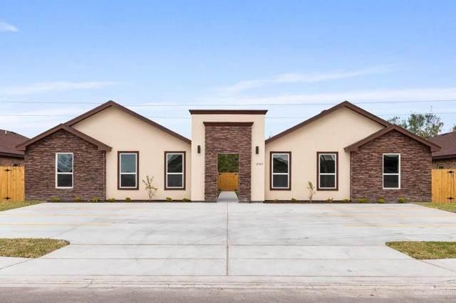 3703 Valeria Street #4, Edinburg, TX 78541 (MLS #337361) :: The Ryan & Brian Real Estate Team