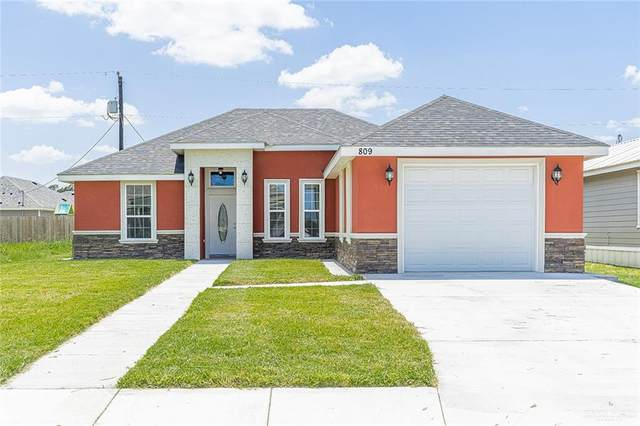 809 Sabrina Drive, Alamo, TX 78516 (MLS #337371) :: Imperio Real Estate
