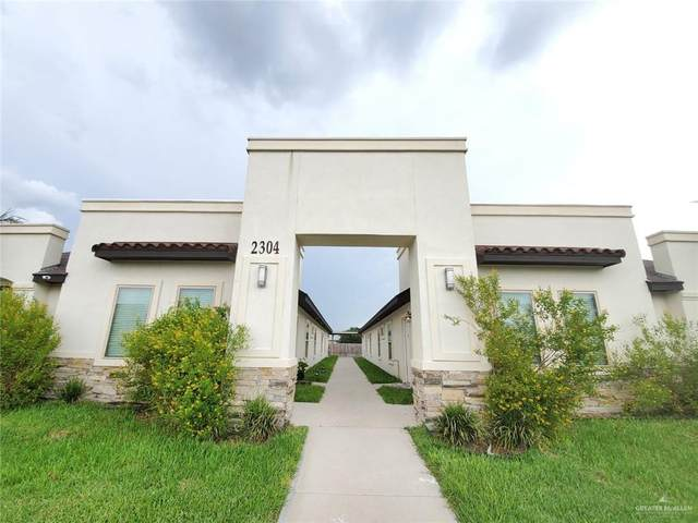2304 Mojave Street, Edinburg, TX 78541 (MLS #337402) :: Realty Executives Rio Grande Valley