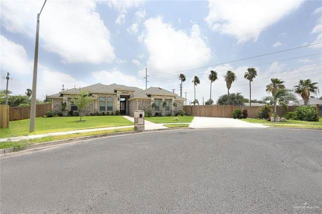 1505 N Basil Street, Pharr, TX 78577 (MLS #337404) :: Realty Executives Rio Grande Valley