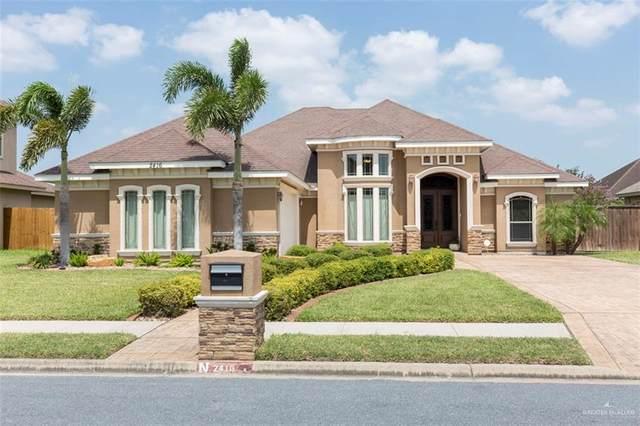 2416 Serrano Street, Edinburg, TX 78539 (MLS #337418) :: The Ryan & Brian Real Estate Team