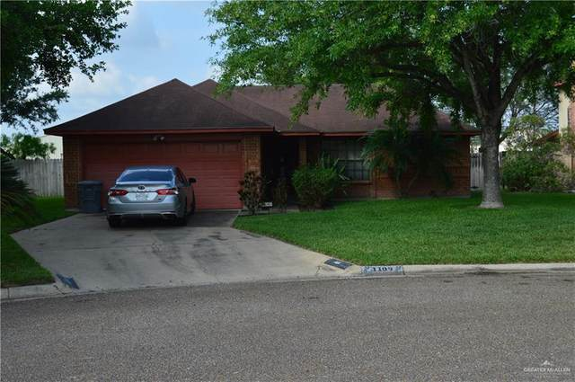 1109 Heritage Oaks Road, Edinburg, TX 78539 (MLS #337419) :: The Ryan & Brian Real Estate Team