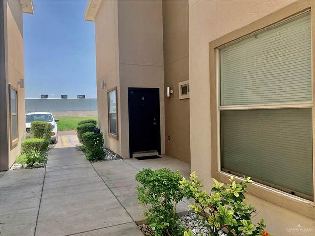 824 E Daffodil #8, Mcallen, TX 78501 (MLS #337424) :: The Maggie Harris Team