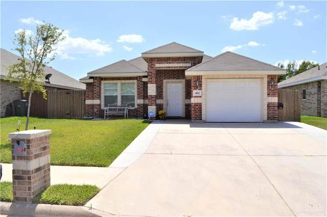 402 S Mina De Oro Street, Mission, TX 78572 (MLS #337437) :: BIG Realty
