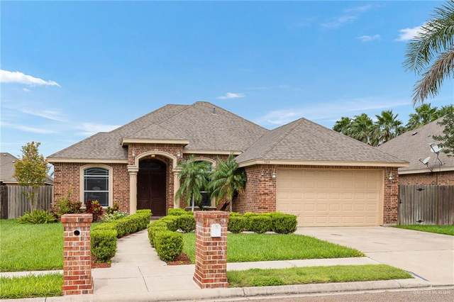 709 Barton Drive, Edinburg, TX 78541 (MLS #337453) :: The Ryan & Brian Real Estate Team