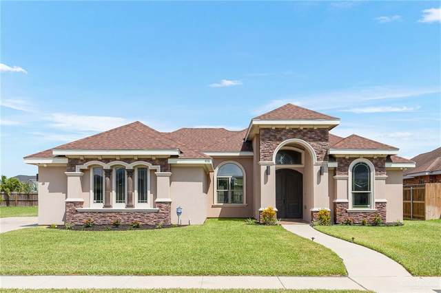406 Estrella Street, Weslaco, TX 78596 (MLS #337464) :: Realty Executives Rio Grande Valley