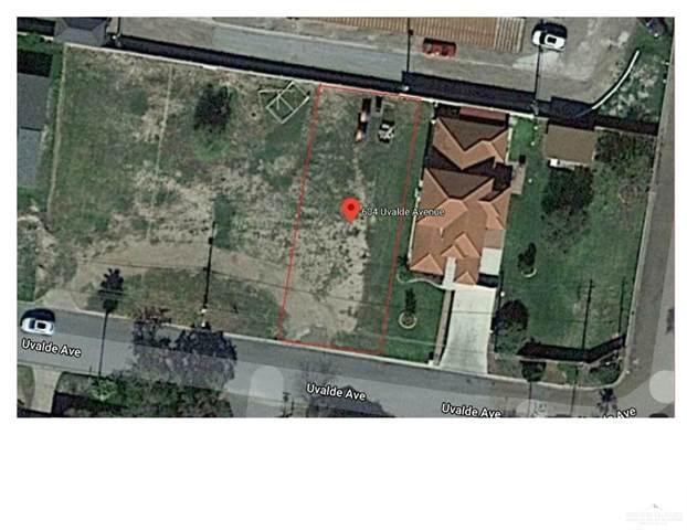 604 Uvalde Avenue, Mcallen, TX 78503 (MLS #337479) :: Imperio Real Estate
