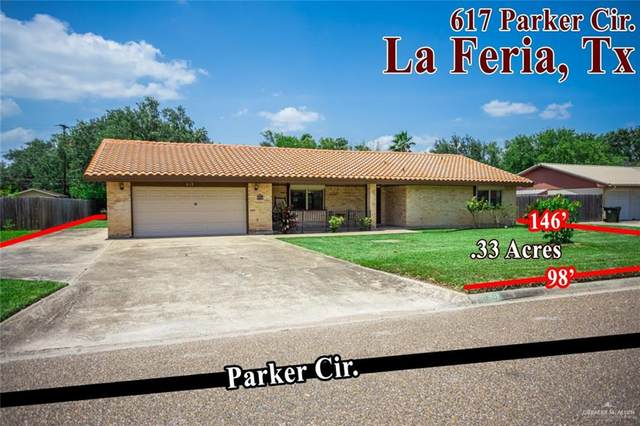 617 Parker Circle, La Feria, TX 78559 (MLS #337521) :: Realty Executives Rio Grande Valley