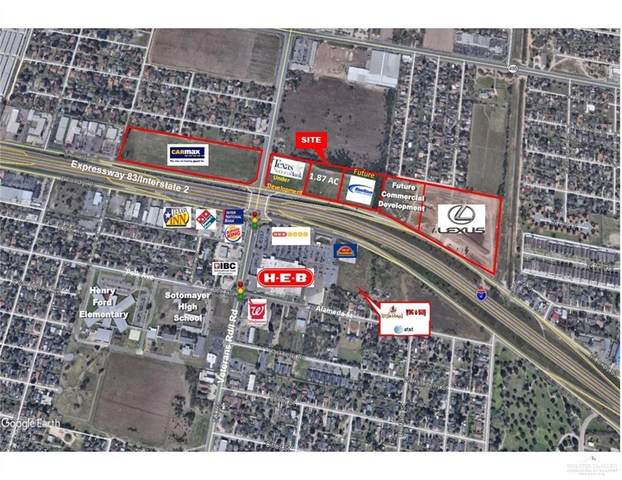 0 E Expressway 83, San Juan, TX 78589 (MLS #337531) :: Realty Executives Rio Grande Valley
