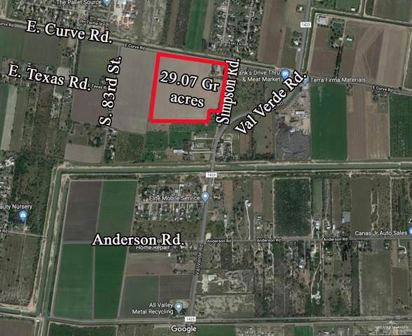 0 S Curve Road, Edinburg, TX 78539 (MLS #337539) :: The Lucas Sanchez Real Estate Team