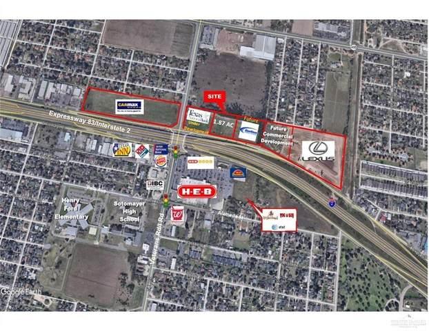 0 E Expressway 83, San Juan, TX 78589 (MLS #337556) :: Realty Executives Rio Grande Valley