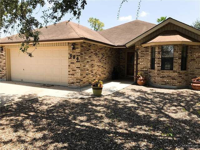 904 Santa Anna Drive, Alamo, TX 78516 (MLS #337595) :: The Lucas Sanchez Real Estate Team