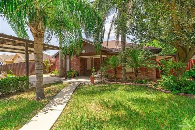806 W La Quinta Drive, Pharr, TX 78577 (MLS #337599) :: Imperio Real Estate