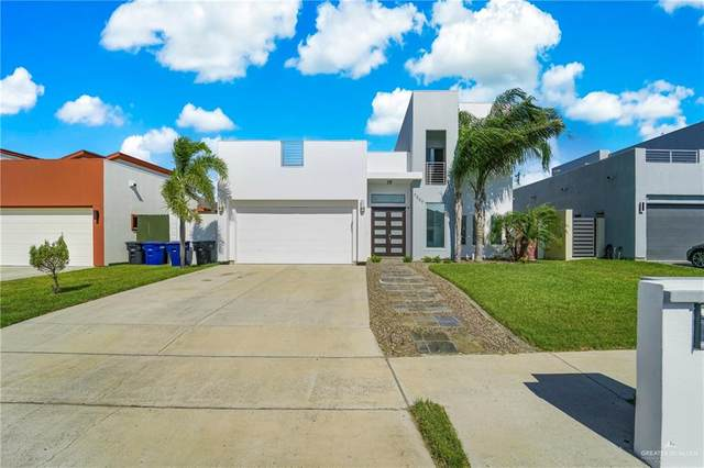 9509 N 22nd Lane, Mcallen, TX 78504 (MLS #337620) :: The Ryan & Brian Real Estate Team