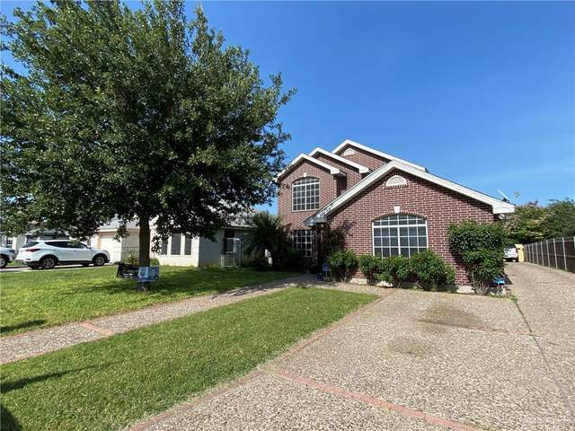 826 N 7th Street, Alamo, TX 78516 (MLS #337629) :: The Ryan & Brian Real Estate Team
