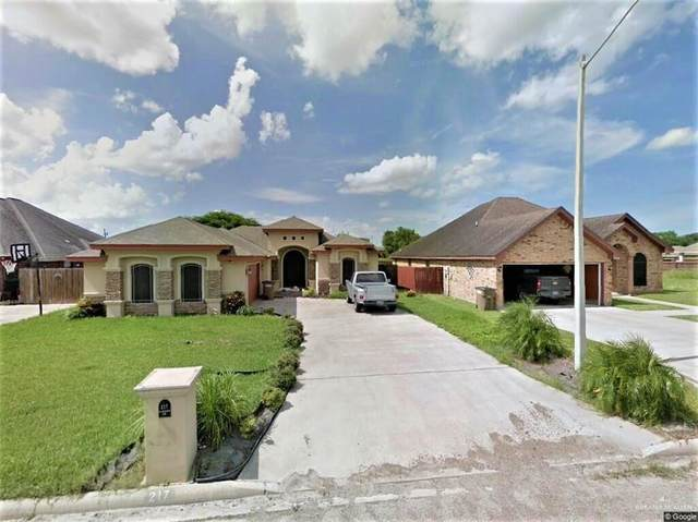 217 E Glasscock Avenue, Edinburg, TX 78541 (MLS #337639) :: The Maggie Harris Team