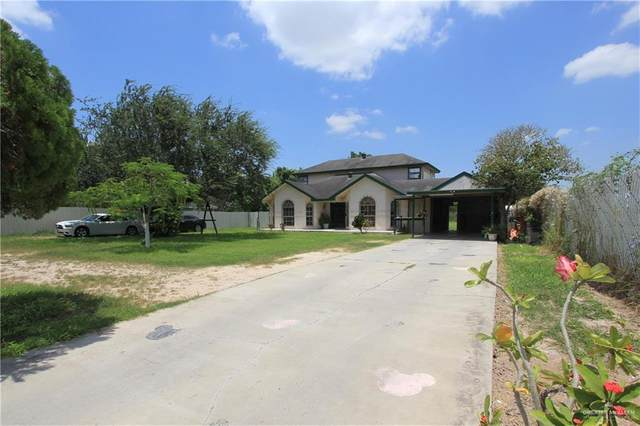 1305 Gold Street, Alamo, TX 78516 (MLS #337651) :: The Ryan & Brian Real Estate Team