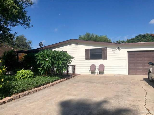 845 Santa Anna Drive, Alamo, TX 78516 (MLS #337661) :: The Lucas Sanchez Real Estate Team