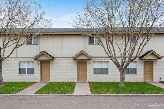 620 Gastel Circle Circle #3, Edinburg, TX 78539 (MLS #337673) :: The Ryan & Brian Real Estate Team