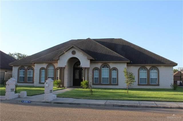 3307 Dutchess Street, Edinburg, TX 78539 (MLS #337674) :: Realty Executives Rio Grande Valley