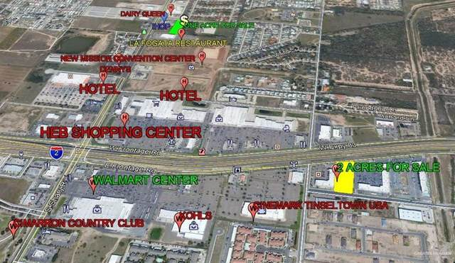 2440 Expressway 83 Highway W, Mission, TX 78572 (MLS #337701) :: Realty Executives Rio Grande Valley
