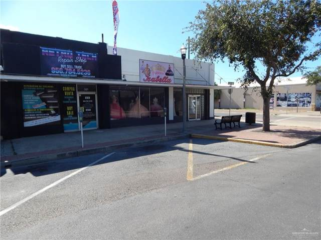 323 S Broadway Street, Mcallen, TX 78501 (MLS #337764) :: The Ryan & Brian Real Estate Team