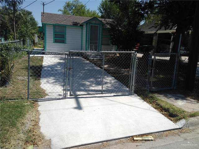 707 E Plaza Street, Weslaco, TX 78596 (MLS #337771) :: The Ryan & Brian Real Estate Team