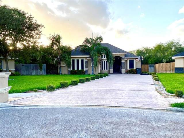 2509 Harmony Court, Mission, TX 78574 (MLS #337803) :: Realty Executives Rio Grande Valley