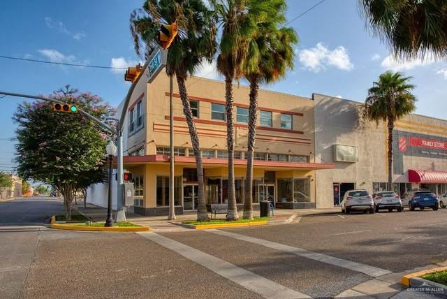122 E Jackson Street, Harlingen, TX 78550 (MLS #337806) :: Jinks Realty