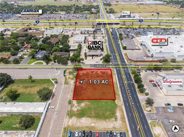 1208 E Polk Avenue, Pharr, TX 78577 (MLS #337811) :: The Maggie Harris Team