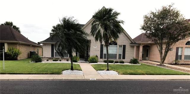 249 Karen Drive, Alamo, TX 78516 (MLS #337866) :: The Lucas Sanchez Real Estate Team