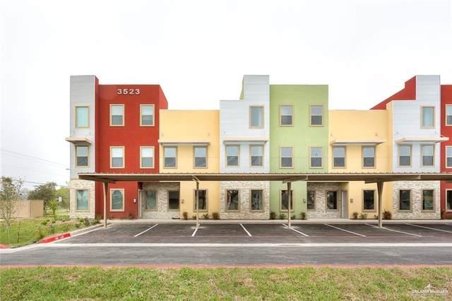 3523 W Sprague Street #11, Edinburg, TX 78539 (MLS #337951) :: The Lucas Sanchez Real Estate Team