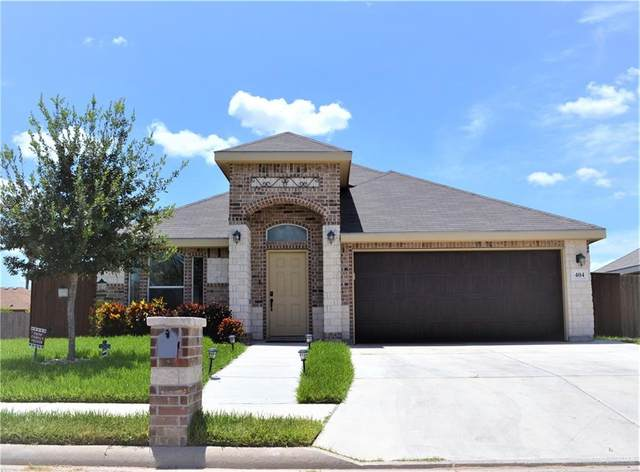 404 S Mina De Oro Street, Mission, TX 78572 (MLS #337964) :: The Ryan & Brian Real Estate Team