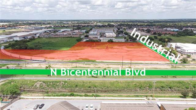 1801 Industrial Drive, Mcallen, TX 78504 (MLS #339017) :: The Ryan & Brian Real Estate Team
