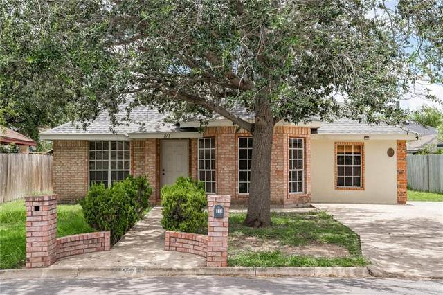 213 Dove Street, San Juan, TX 78589 (MLS #339082) :: The Ryan & Brian Real Estate Team