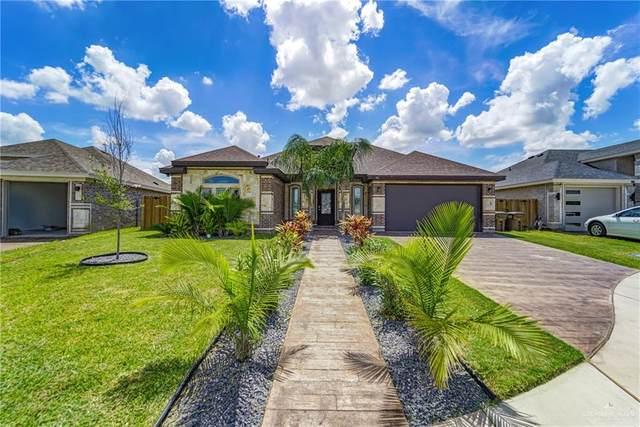 421 Manshir Circle, Edinburg, TX 78539 (MLS #339099) :: The Lucas Sanchez Real Estate Team