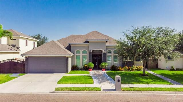 1206 E 28th Street, Mission, TX 78572 (MLS #339138) :: The Ryan & Brian Real Estate Team