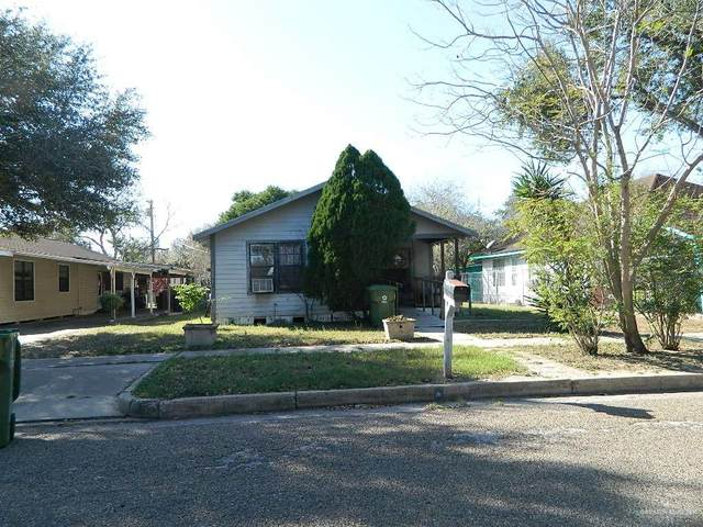 304 S Indiana Avenue S, Weslaco, TX 78596 (MLS #339172) :: The Ryan & Brian Real Estate Team