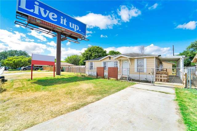 1204 W Frontage Road, Alamo, TX 78516 (MLS #339192) :: The Ryan & Brian Real Estate Team