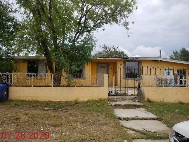 332 W 2nd Street, La Joya, TX 78560 (MLS #339212) :: The Ryan & Brian Real Estate Team